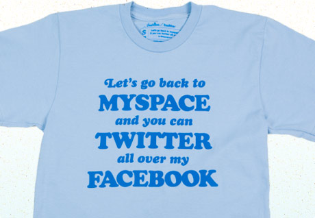 Threadless Twitter Tees