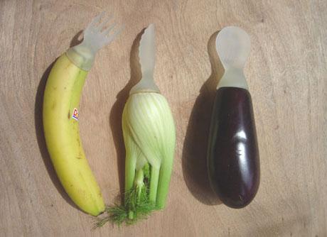 Vegetable Cutlery