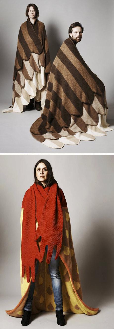 Vík Prjónsdóttir Blankets