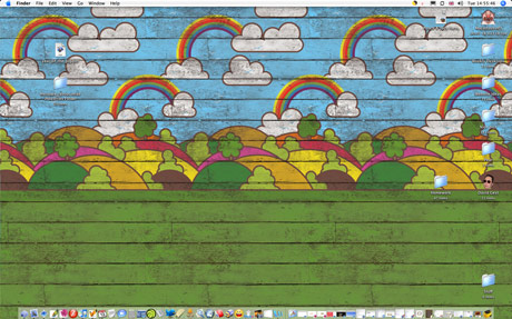 Weekly Desktop part 14