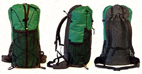 zip rucksack