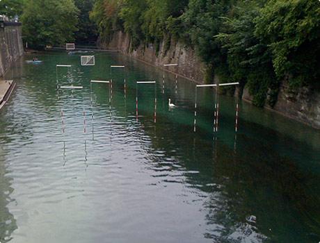 Zurich canal