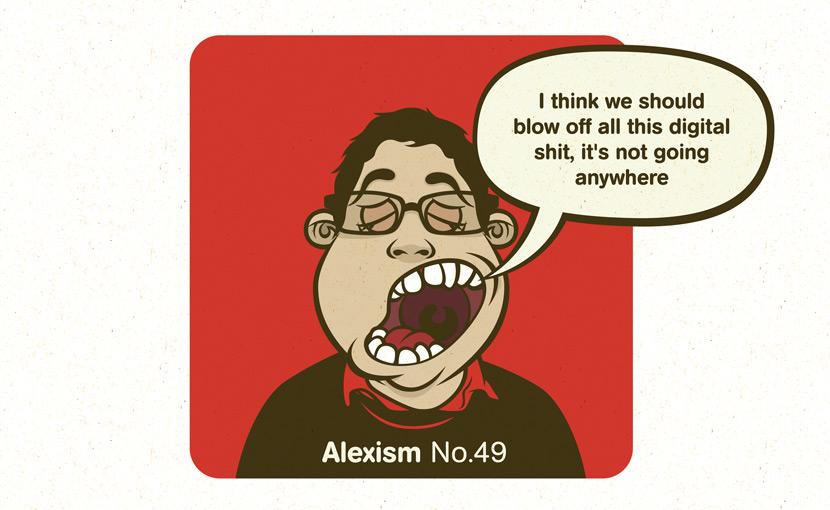 Alexisms