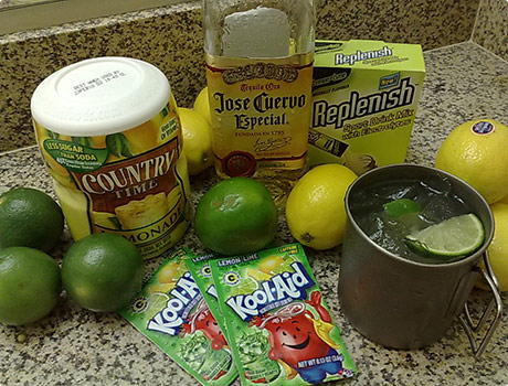 Margarita Contest
